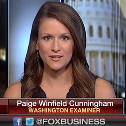 Paige Winfield Cunningham on Muck Rack