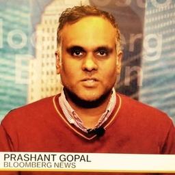Prashant Gopal on Muck Rack