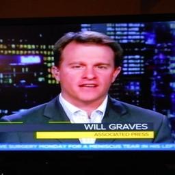 Will Graves on Muck Rack