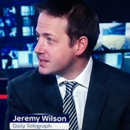 Jeremy Wilson on Muck Rack