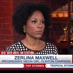 Zerlina Maxwell on Muck Rack