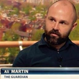 Ali Martin on Muck Rack