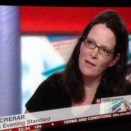 Pippa Crerar on Muck Rack