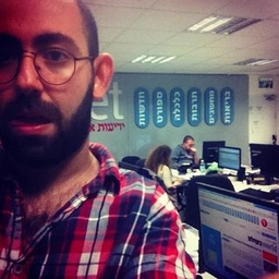 Omer Benjakob on Muck Rack