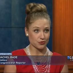 Rachael Bade on Muck Rack