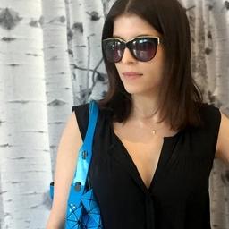 Marina Khidekel on Muck Rack