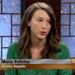 Maria Polletta on Muck Rack