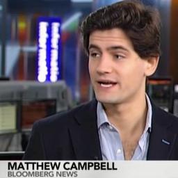 Matthew Campbell on Muck Rack