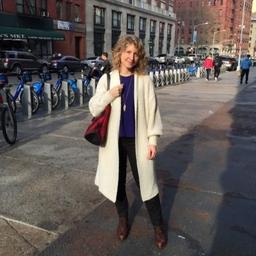 Sarah Kate Kramer on Muck Rack