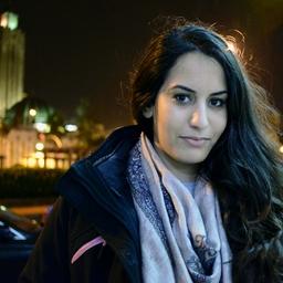Samia Errazzouki on Muck Rack