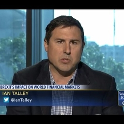 Ian Talley on Muck Rack