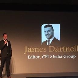 James Dartnell on Muck Rack