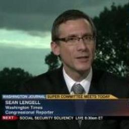 Sean Lengell on Muck Rack