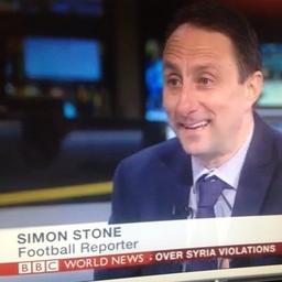 Simon Stone on Muck Rack