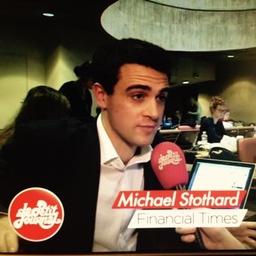 Michael Stothard on Muck Rack