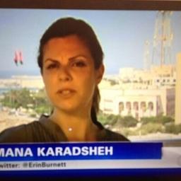 Jomana Karadsheh on Muck Rack
