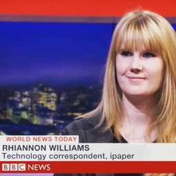 Rhiannon Williams on Muck Rack