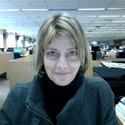 Hélène Baril on Muck Rack