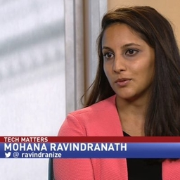 Mohana Ravindranath on Muck Rack