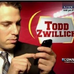 Todd Zwillich on Muck Rack