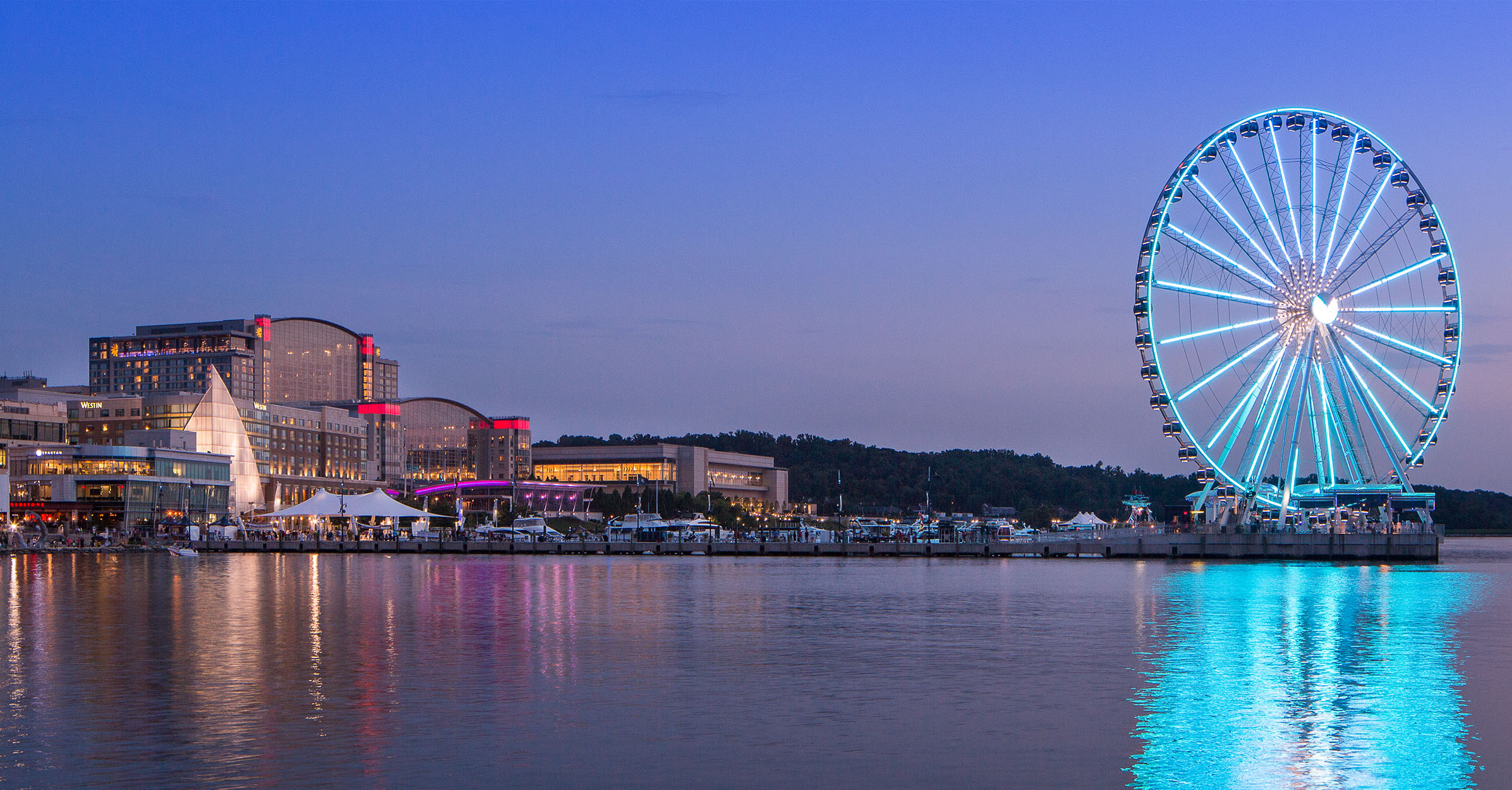 National Harbor Maryland >> Gaylord National Resort Convention Center National Harbor