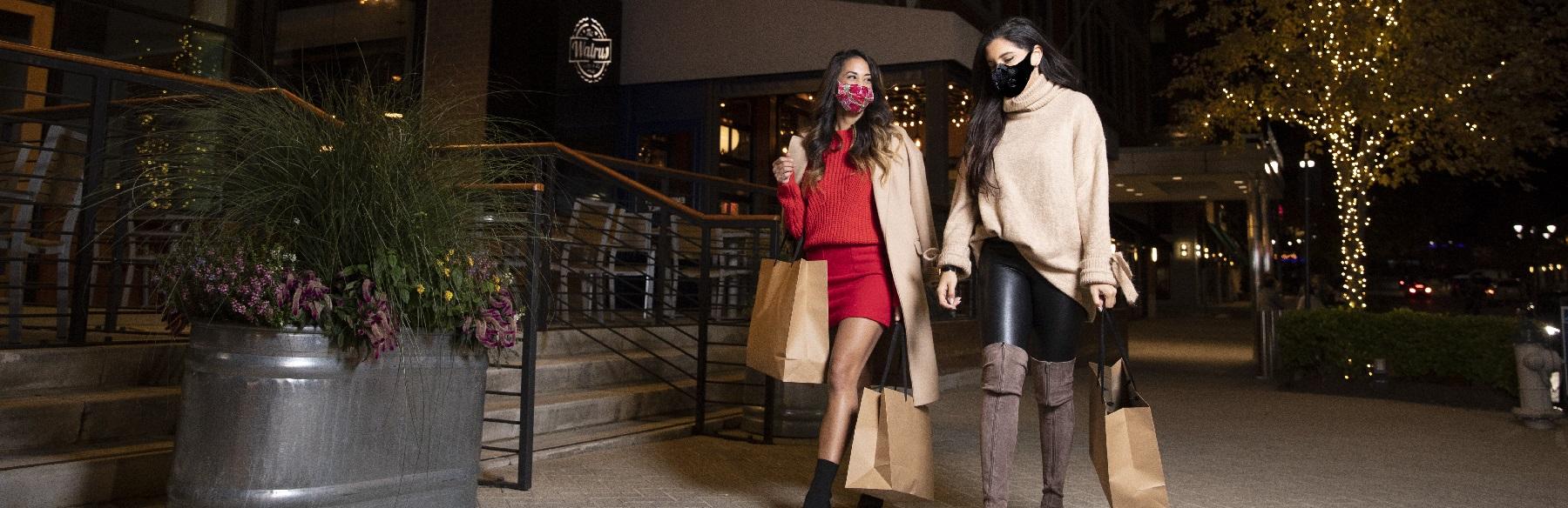 masks shopping cropped