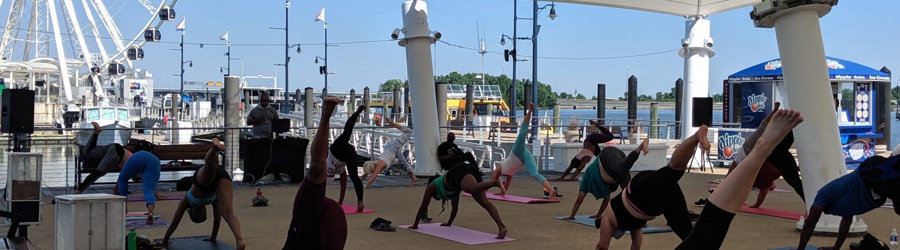 yoga capital canopy