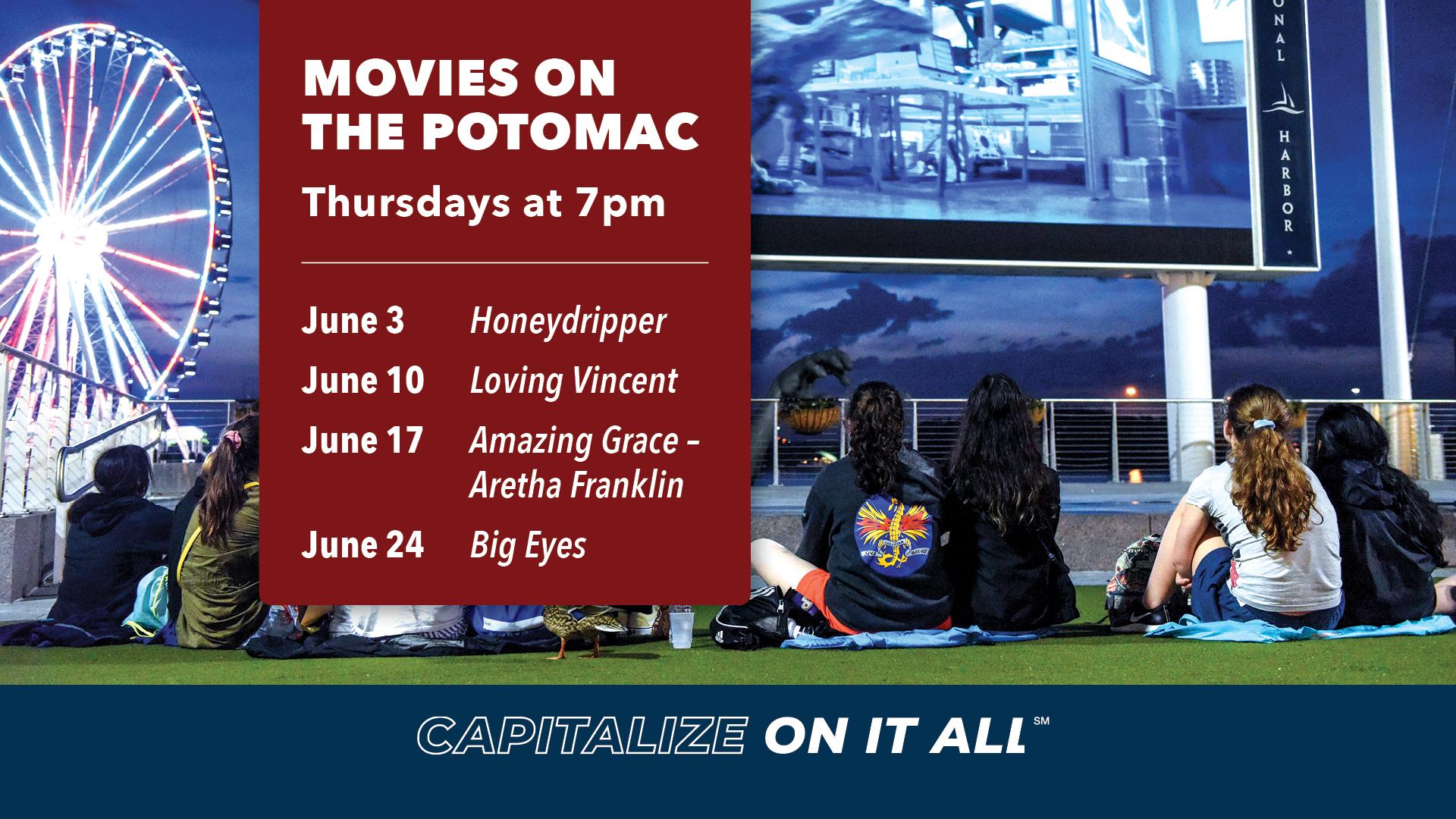 Movies on the Potomac-Big Eyes