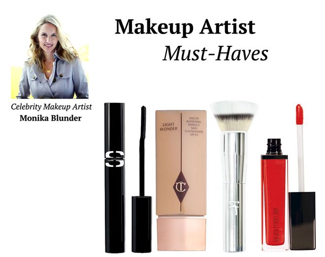 Makeup brushes, 9 Must-Haves from Celebrity Makeup Artist ...