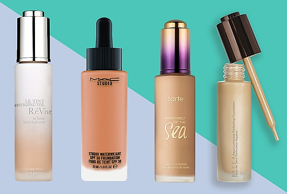 Trending Now: Foundation Waters That Seriously Hydrate Skin
