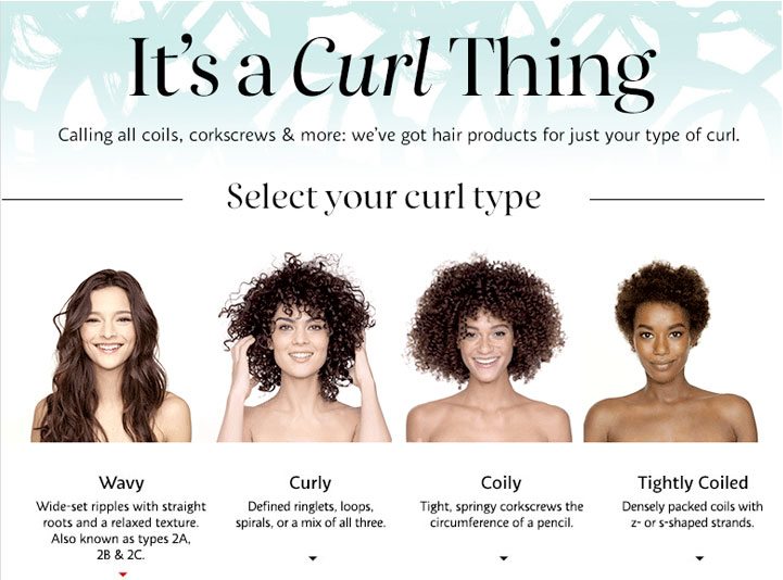 Sephora Is Giving Curly Hair Girls Some Major Love News