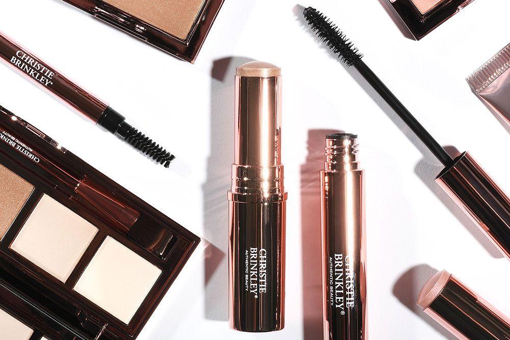 Christie Brinkley Makeup Line Tips Newbeauty
