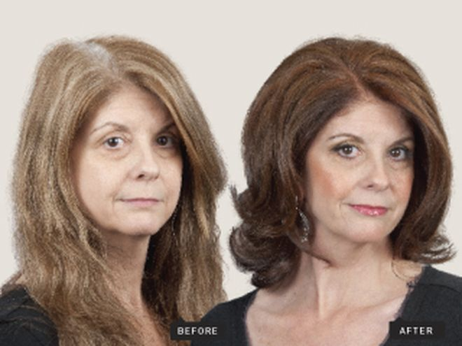 how to look younger after 50