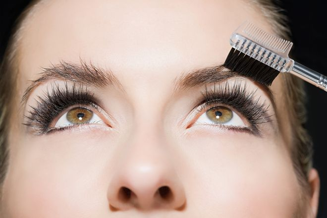 Get Perfect Brows Without Waxing Or Tweezing Sparse