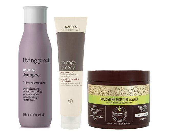 The 6 Products You Need to Repair Damaged Hair