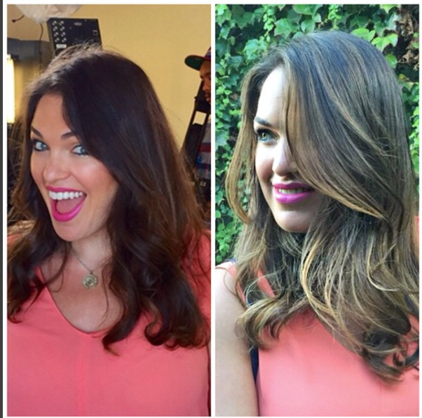 The Right Way To Go From Dark To Light Hair Hair Color Hair