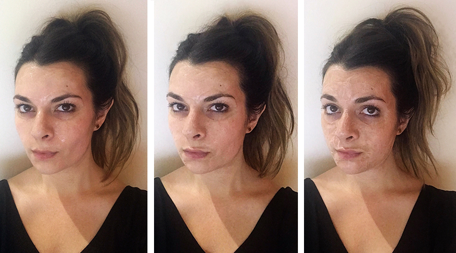 Hanacure Drew Barrymore Máscara Facial Revisão     - Rugas    - Cuidados Com A Pele    - DailyBeauty -  A Beleza Autoridade