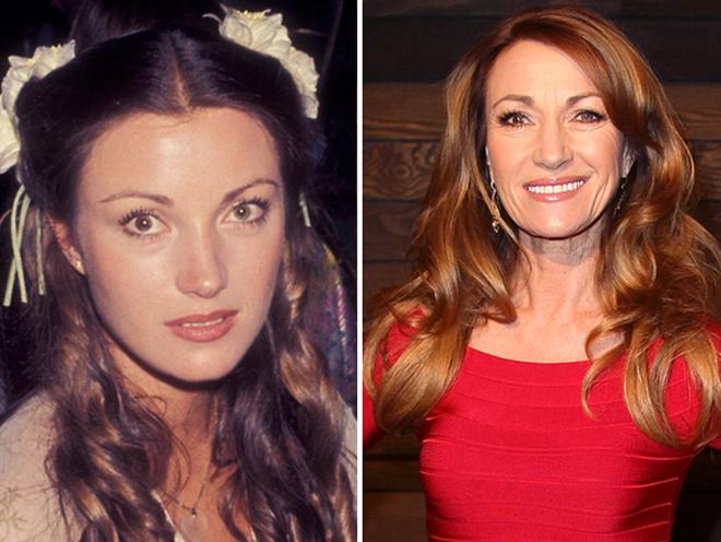 Jane Seymour Plastic Surgery Makeover Celebrity Makeup