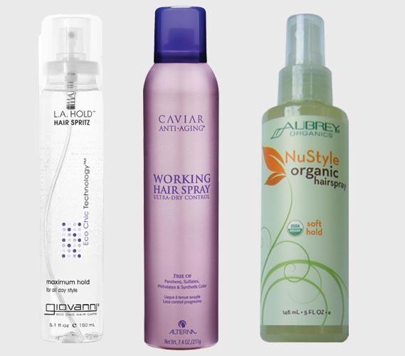 Best natural hairspray