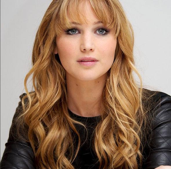 Jennifer Lawrence S Hair Color Evolution Hair Color