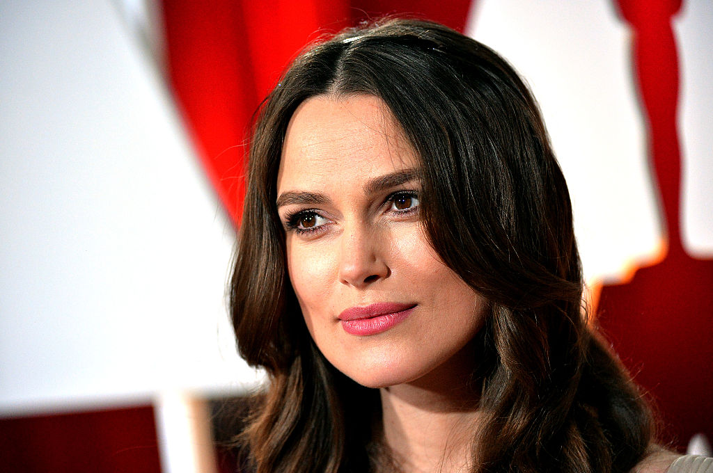 The Real Reason Keira Knightley Has Been Secretly Wearing Wigs for