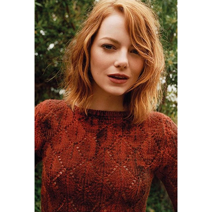 Instagram Hair Inspiration - Hair Color - Hair The Beauty ... Emma Stone Instagram