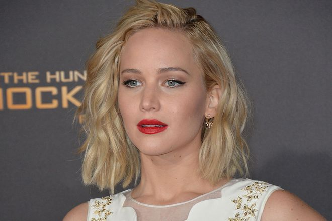 Jennifer Lawrence's Hair Color Evolution - Hair Color ...