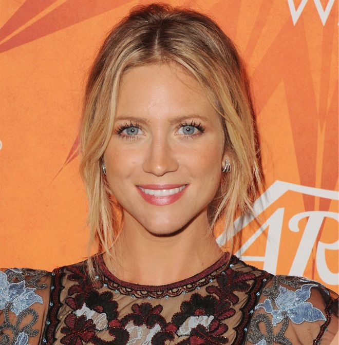 The Skin Care Secret Brittany Snow Learned on the Set of ...