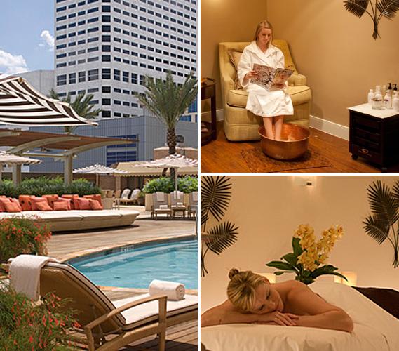 Pool spa treatments massage spa the beauty authority for 4 seasons beauty salon
