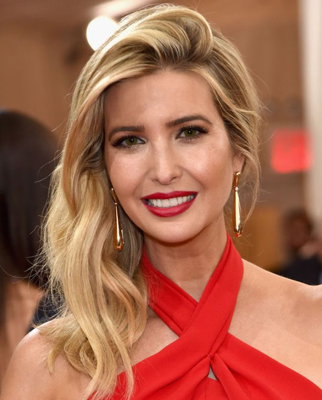 Ivanka Trump Makeup And Beauty - Celebrity - DailyBeauty ... Ivanka Trump