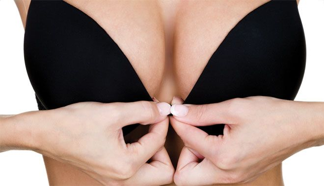 How to tell fake breasts