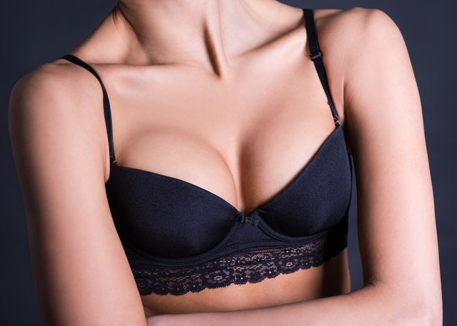 how to grow larger breasts