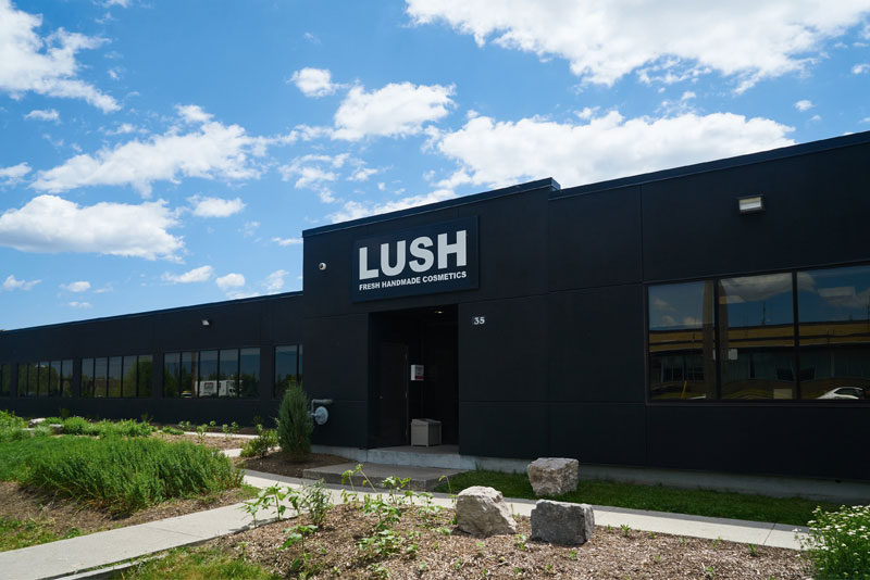 LUSH factory Toronto - Spa - DailyBeauty - The Beauty ...