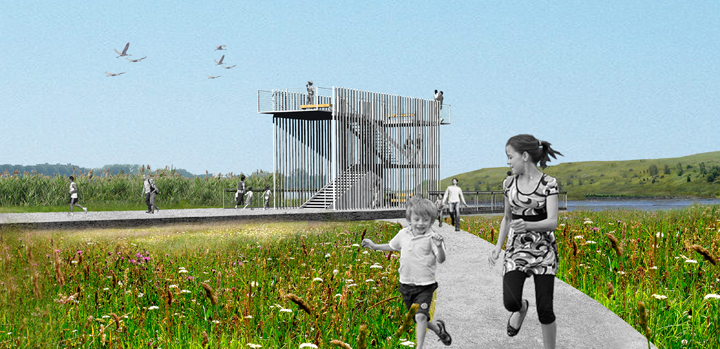Design of Freshkills North Park Pathway and Comfort Station Construction